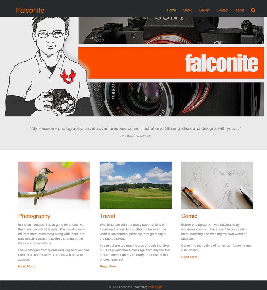 falconiteweb